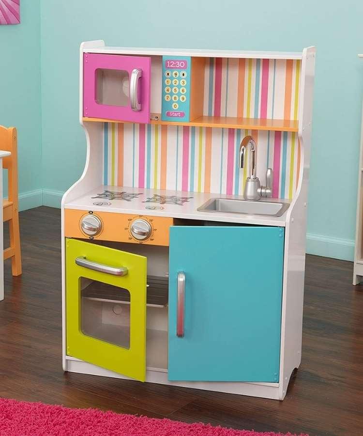 Kidkraft-cocina-multicolor-pequena