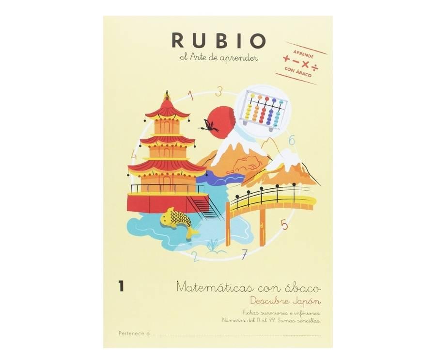 abaco japones rubio libro
