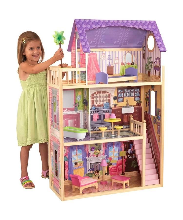 casa muñecas madera kidkraft