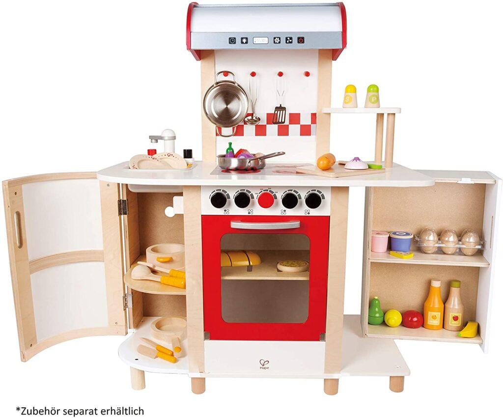 Cocina de madera Hape