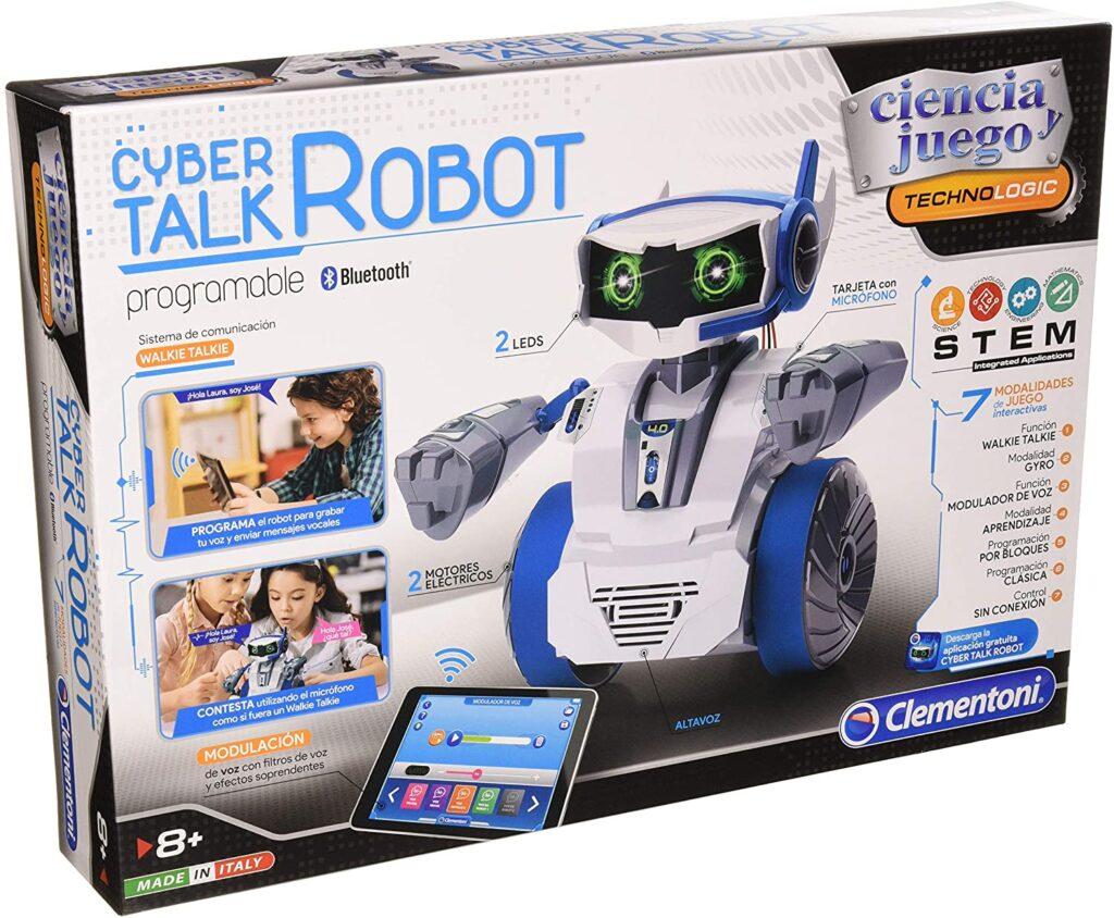 Robot cybertalk clementoni
