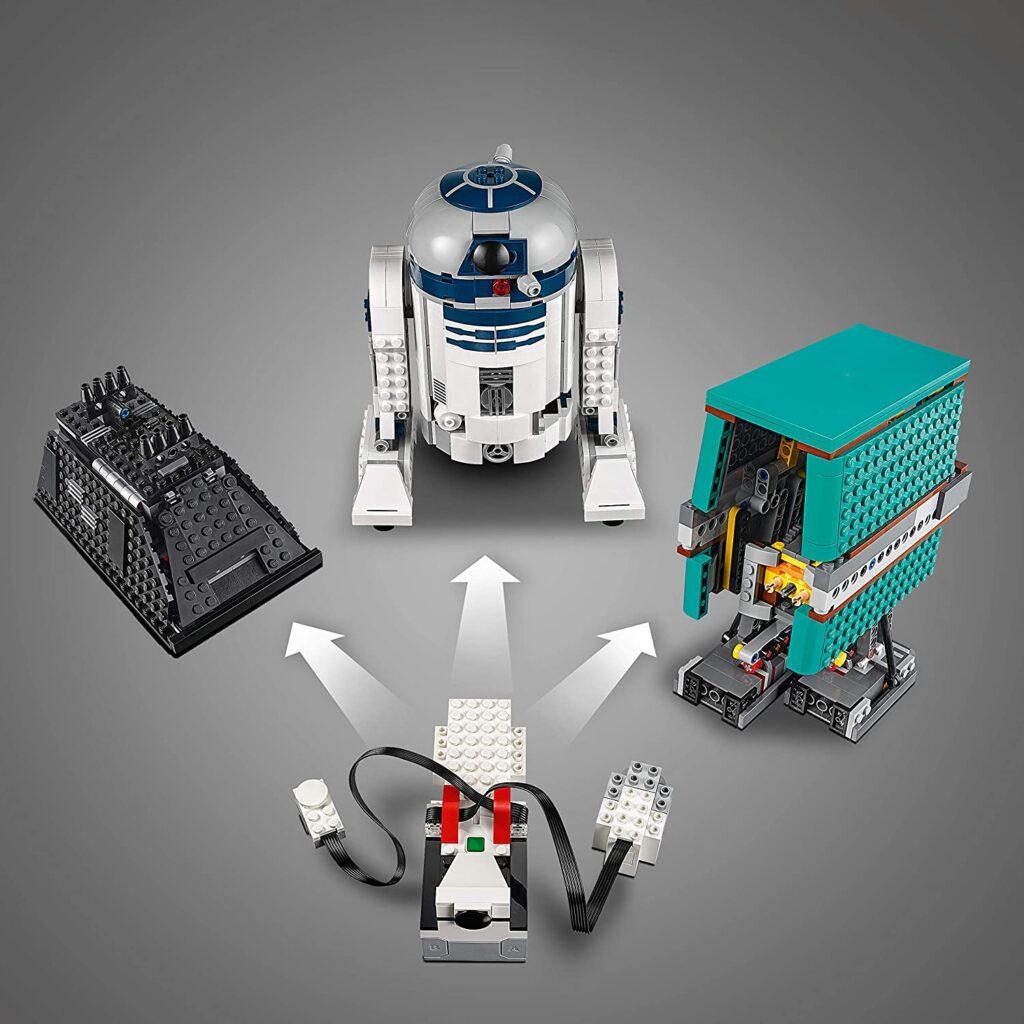 Robot lego star wars
