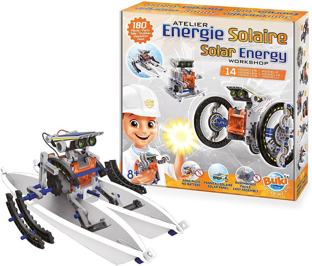energia solar juguete