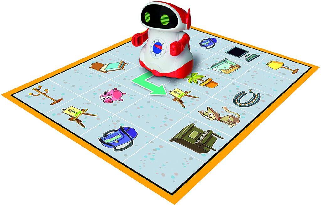 robot super doc clementoni
