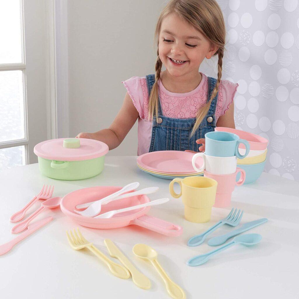 utensilios cocina kidkraft