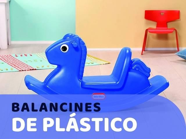 Balancines de plastico
