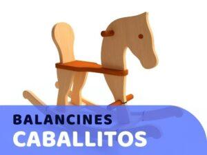 Caballitos-balancines